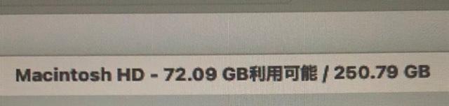 Macのパソコンでギガ数が残っているのにも関わらずダウンロードが出来ません。 全てのアプリを終了したり再起動したりしてみましたがやはりダメです… 最近BigSurみたいなやつに更新してからな気がします。。。 どうにか書類ダウンロードできるようになりませんか? (ファイル〜をダウンロード出来ませんでした。ディスクに十分な空き容量がありません)と表示されます。