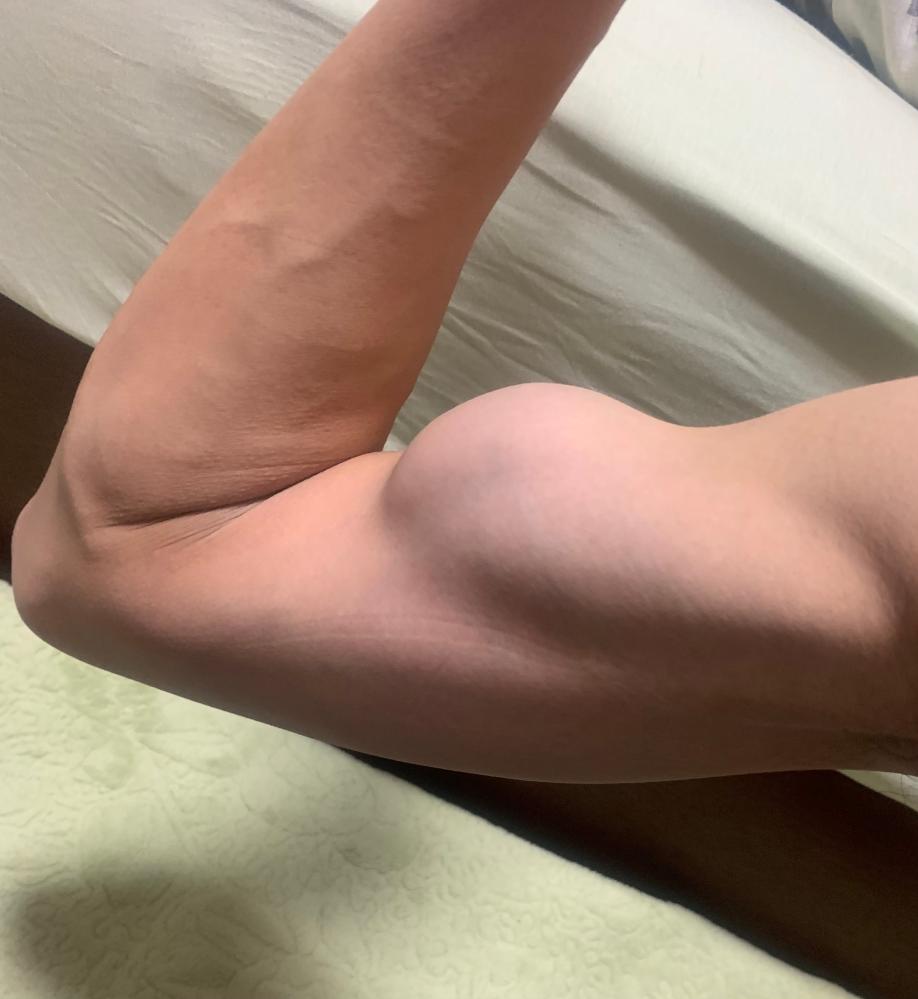 高校生です。細いですが筋肉多少はあると言えますか?