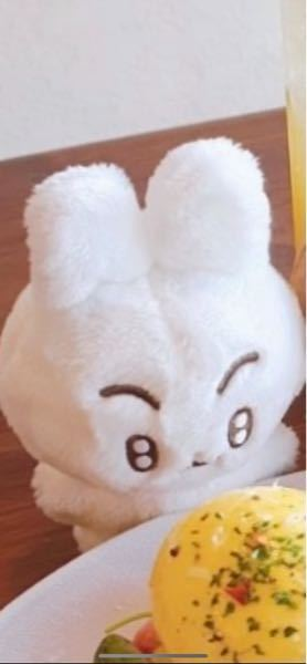 韓国のキャラクター?だと思うのですが、このうさぎのキャラの名前を教えてください!