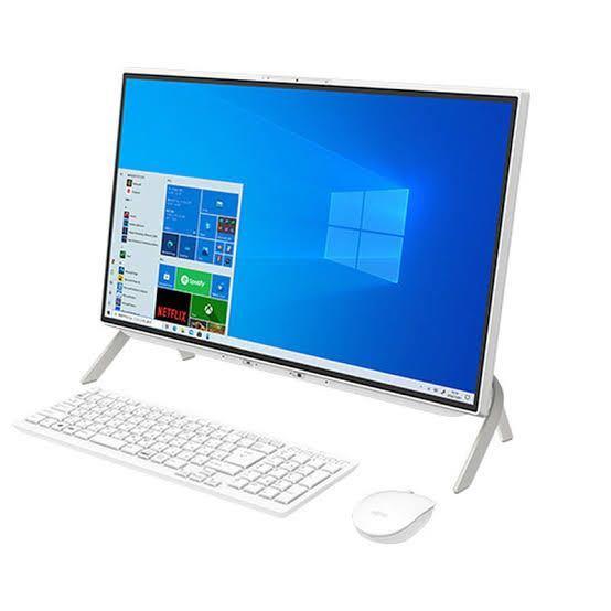 PCについての質問です。 答えて頂いた方にチップ100枚です。 先日、PCについての知識が無いまま電気屋さんで富士通のESPRIMO WF1/F1 のパソコンを買いました。 買った後にゲーミングPCが欲しいなと思うようになり、色々調べたのですが難しくてなかなか理解が出来ずに困っています。 先日買った上記のパソコンにゲーミングPCの本体?(モニター横の箱のようなもの)は付けれるのでしょうか??