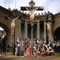 イエス・キリストは何歳で亡くなった? 磔刑になった絵画を数多く目にしますが イエス・キリストは何歳で亡くなったのですか。