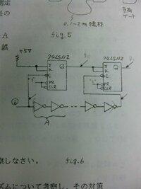 fig.6のような回路での クロックスキューによる誤動作が起きる理由を教えてください
