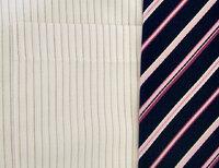 このシャツとネクタイで結婚式に出席しても大丈夫ですか? シャツは白いほうがいいですかね?