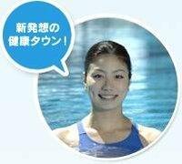 このライオンズ水無瀬のCMの水着姿の女性は . シンクロの青木愛さんで間違いないですか???