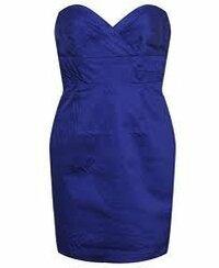 パーティードレス着用時の下着について 画像のようなドレスを着た時の下着(ブラジャー)は、何を着ればよいでしょうか? ヌーブラのようなものでしょうか? また、どこで購入できますか?