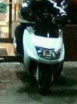 このバイクは何CCですか? バイクの名前と排気量を教えてください。