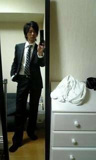 僕は身長が170cmしかないのに高く見えるって言われます^^ どれくらいに見えますか?^^  かっこいいですか?