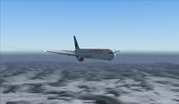 B767-300ERなんですが、着陸が本当に難しい飛行機なんですが、、、 この飛行機B767-300ERなんですが、ゲームのフライトシミュレーターで飛ばしていますが、離陸時や上昇時はともかく挙動が  安定しいて操縦しや...
