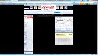 IE9,Firefox4.0で画面がおかしくなる IE9及びFirefox4.0で画像のとおり黒くなってしまいます ウェブだけでなく画像の左上の「Firefox」ボタンを押しても文字など表示されません 原因と解決策を教えてください