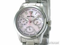 クウォーツ腕時計の設定方法を教えてください。 まりえがモデルをしているエンジェルハートCE30の日付・曜日・24時間表示の時計を買ったのですが、曜日の設定の仕方が分かりません。  リューズを時計回しに回す方法しかないのでしょうか?  時間と日付をあわせても曜日がずれてしまいます。  合うまでひたすら回して合わせるしかないのでしょうか? ちなみに今日の日付であわせたら日曜日になってま...