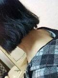美容師の方に伺いたいです。 最近胸まであった髪をバッサリ切ったんですが、失敗しました…。思ったより短い上にぱっつん…最悪です…。もう鏡 見る度に笑える髪型… いっそのことショートにしたいのですがこの髪型で可能ですか?       理想のショートは篠田まりこさんみたいなかわいいショートのイメージです。   今の前髪はまぶたくらいの長さで端から端まで同じ長さです。正面からみるとちびまる子ちゃんみ...