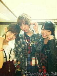 篠田麻里子様 まりこ様  あだ名というか 様 が つくんですね?  AKB48