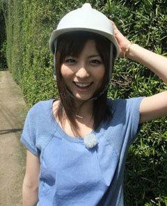 宇賀なつみアナが喜ぶことってなんだろう。 なつみ「今流行の帽子だ~♪わ~い♪」