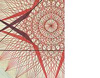 画像みたいな複雑な幾何学模様が簡単に書ける定規セットを探しています。ご存知の方教えてください。