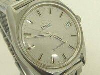 オメガの時計 この時計はオメガのなんというやつなのか分からないので教えてください。 これは本物でしょうか?