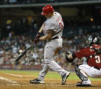 MLBの現役選手で名前がかっこいいとおもった選手はいますか? ぼくはジェイ・ブルースです^^