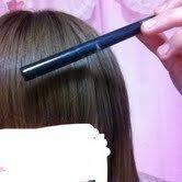 髪の毛の色で、カラー10トーンとはどのくらいでしょうか?これは、10トーン以内ですか? 分かり辛いですが、黒のペンと比べてこのくらいです。よろしくお願いいたします