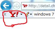 ここにお気に入りバーを表示するにはどうすればいいのか 調べてもわからなかったので教えてください! OSはwindows7でござる。