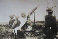 重機関銃についての質問です。   九二式重機関銃の高射射撃は戦術的、又は敵航空機に対してどの程度有効 だったのでしょうか?   ↓なんだか気になったもので・・・