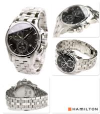 35歳の人間がつける腕時計としてハミルトンはどうですか?