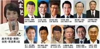 原発再稼働の準備が着々と進んでいますが、 あなたは原発推進派に投票しますか? 推進派と脱原発派をどうやって見分けますか?     ・・・ 『高市氏「原発事故で死者なし」発言 与野党から批判噴出』 2013年6月19日 東京  『原発の新規制基準決定 12基、再稼働を早期申請』 2013年6月19日 共同  『首相が「原発新基準尊重」 自治体理解得て再稼働』 2013年6...