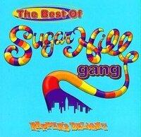 sugarhill gangの曲で サビっぽいとこでディンデキディンディキいってるのなんでしたっけ? 曲名忘れちゃって・・・ 確かレコードだとこのジャケのに入ってたはずです。 どなたか教えてくださいませんか~!(T_T)