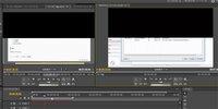 PremiereとAfter Effectsでwmvファイルが読み込めなくなりました。 Adobe Premiere Pro CS5.5でおとといまでwmvファイルを読み込めたのですが、急に昨日から読み込んでも動画の上半分が真っ黒になり、正常に読み込めなくなりました。 音は正常です。 作業している間だけかと思い、ファイルを書き出しても上半分がありませんでした。 以前読み込めたファイルも...