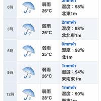 緊急です! 明日、長島スパーランドのジャンボ海水プールに行く予定なのですが、雨なのです。。。 雨などがあったら、滑り台などが中止になったりしますか?