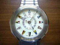 コルム アドミラルズカップ1991 この時計の印象、お聞かせ下さい。 ちなみにオートマみたいです。