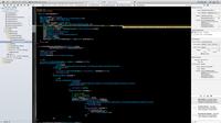 プログラミングのxcodeにおける質問です。 写真のコードの問題点と改善方法を教えてください。なんどやってもビルドできません。