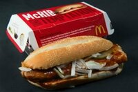 日本のマクドナルドに、マックリブはあるのでしょうか?