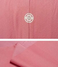 ピンクの色無地は何歳頃まで着られますでしょうか?  帯はどんな物が合いますか? アドバイス、よろしくお願いします。