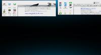 skypeの画面共有について。 skypeでこちらの画面を画面共有で見せると、相手方の画面で添え付け画像のような状態になってしまいます。 どうしたら直りますか?skypeのバージョンはお互いに最新の6.14.0.104です。