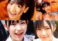 AKB48に詳しい方…! 最近AKB48にハマった新参です…! ポニーテールとシュシュのPVで、この子が可愛いなーと思ったのですが名前が分からず… 誰と誰ですか?><