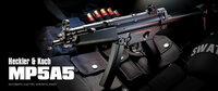 MP5A5のボーイズにハイサイクル MP5A5「ボーイズシリーズにハイサイクルは使用できますか?