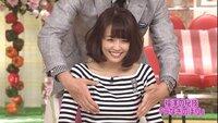 【妄想】この画像、小林麻耶は、今から乳を揉まれることを、完全に許容していますよね?
