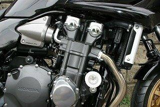 ガイキチ,冷却フィン,GSX-R1000,CB1300SF,空冷エンジン,ラジエター,action1919