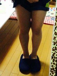 この脚がオルチャン(韓国のアイドルなど)のような脚の細さになるには何をすればよいですか? 150センチ、45キロ