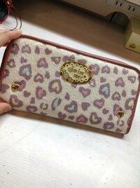 中学生でこの財布は、子供っぽいですか?