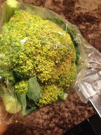 ブロッコリー 黄色 食べ れる