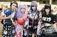日本のかわいい文化(原宿ファッションなど)英語で伝えたいのですが… 英語が苦手なので伝えかたがわかりません :( 奇抜なファッションのことやかわいい文化は外国にも広がっていることなどを伝 えたいです! 英...