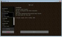マインクラフト1.7.10での質問なのですが、forgeでMODを導入したところbuildcraftというMODと一括破壊系のMODはうまくいったのですが、 CraftGuideとSimpleCoreとDamageIndicatorsとSpecialMobsというMODはクリエイティブでアイテムが表示されていなくてスタートメニューのMod Listを開くと上記のMODのところはDisable...