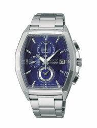 新入社員の腕時計について質問です。 4月からスーツを着て仕事をする新入社員です。 仕事用の腕時計の購入を現在検討中なのですが、 トノー型の青色文字盤はスーツ又、新入社員には不適合でしょうか? アドバイスお願いします。