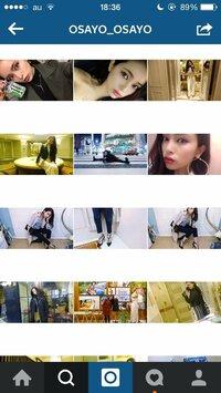 Instagramでこのような白枠で投稿されているのを見ます! 私もこのようにしたいのですが、毎回画像のサイズ(高さなど)が変わってしまったりで上手くできません、、、  このようにぴったり 綺麗に白枠をするにはどうしたらいいでしょうか?  ちなみにこのInstagramは尾崎紗代子さんのものです!
