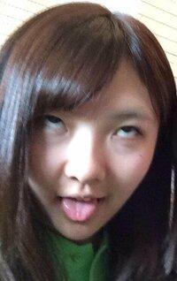 この写真の人物は菅原彩加さんですか?