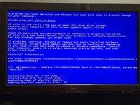 ブルースクリーンの対処法があれば知りたいです。  何か作業してるときもですが、何もしていないときでもブルースクリーンが表示されて強制終了になります。  Windowsに、入っているメモリ 診断では異常なしと出てきました。  添付はブルースクリーンの出たときの画面です。  NECのvaluestarを使用しています。  OSはWindows7です。  どうぞ、よろしくお...
