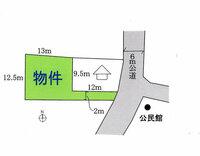 住宅用土地について質問です。 旗竿地を購入しようと思います。道路に2メートル接道しています。幅2メートルの土地が12メートル続き、そこから幅12.5メートル奥行き13メートルの土地と旗竿地になっています。 確かに道路面には2メートル接道していますが、2メートル幅の通路のはずが、実際に通路を実測で測ってみると隣のブロック壁と壁の間が1メートル97センチと 2メートル無い場所も有ります。 法律的...