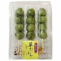 【お礼コイン100枚】  ヤマザキ 草だんご きな粉付き パック3本のカロリーを教えて下さい! よろしくお願いします!