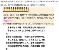 超最悪…男の子希望だったのに女児なんか産んでしまいました。 どうしよう…これで女児親となった私は性格が悪くなって家庭崩壊…   2014年度上半期 全国の児童虐待摘発件数過去最多の317件  (男児117人 女児204人)~日経新聞~   女児が男児の2倍 HTTP://www.nikkei.com/article/DGXLASDG24H0U_V20C14A9CR0000/ ...