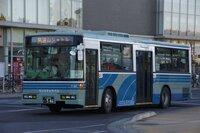 関鉄バス質問(笑)  もと、ちばシティバスですか?